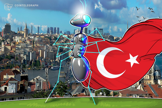 Turkey Announces Plans for a National Blockchain Infrastructure