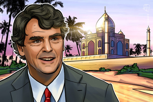 "Tim Draper Wants to Invest in the Coming Crypto ""Renaissance"" in India"