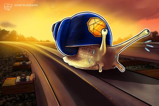 Developer Activity Surrounding Eos, Tron, and Bitcoin Cash Plummets