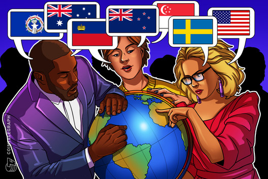 The Crypto Enthusiast's Dream: Top Countries That Tick All the Boxes