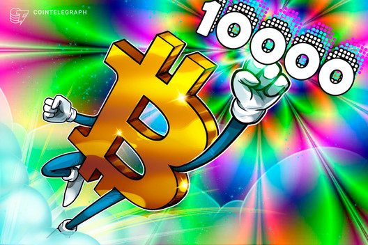 Why Bitcoin Suddenly Spiked to $10,200, Instantly Liquidating $75M