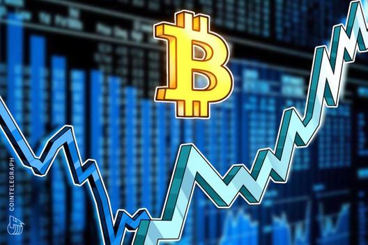 <div>S&P 500 establece récord mientras el precio de Bitcoin lucha por mantener la zona de los 12k</div>