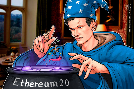 Vitalik Reveals His Vision For the Next Decade of ETH 2.0 Development
