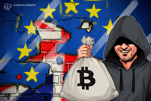 Fake Royal Letter Asks $2.5M in BTC to Save UK's Economy After Brexit