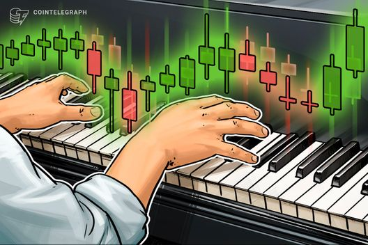 Some Altcoins Make Mild Gains, Crude Oil Futures See Four-Month High