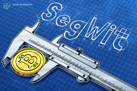 Share of SegWit-Spending Bitcoin Transactions Now Over 50%
