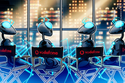 Vodafone to Connect 'Billions' of Energy Producing Devices Using Blockchain