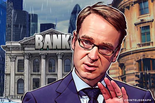 Frankfurt vs. London: Bundesbank Head Says UK Should Lose Bank Passporting Rights Due to Brexit