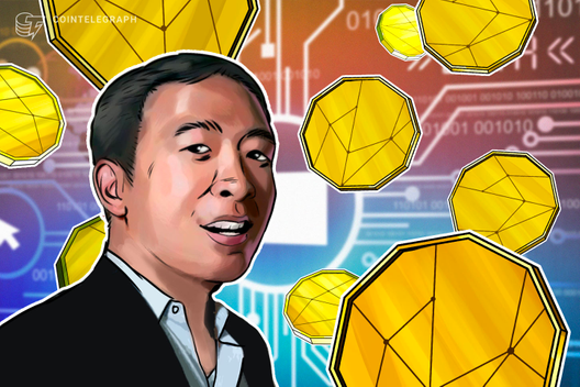 Presidential Hopeful Andrew Yang Plans to Regulate Crypto Industry - CryptoUnify Advanced Cryptocurrencies Platform