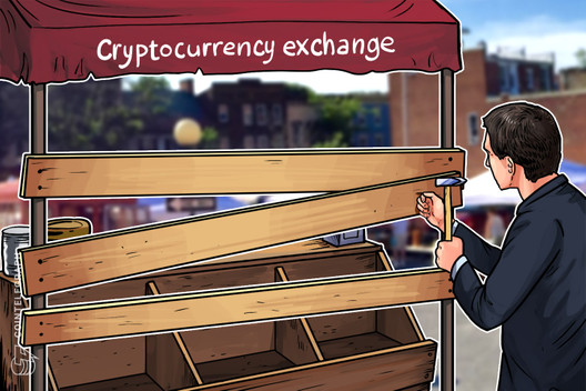 South Korean Crypto Exchange Coinnest Shutters Services