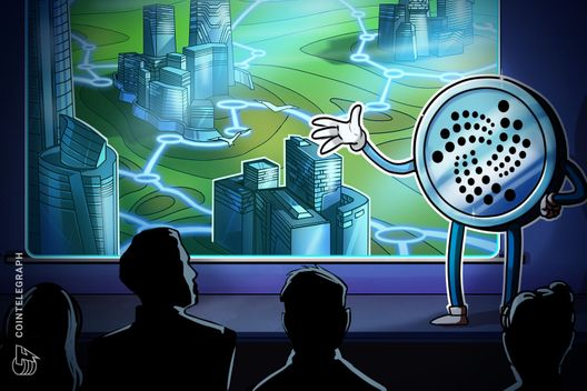 IOTA Launches Hackathon Smart City Contest Sponsored by Groupe Renault