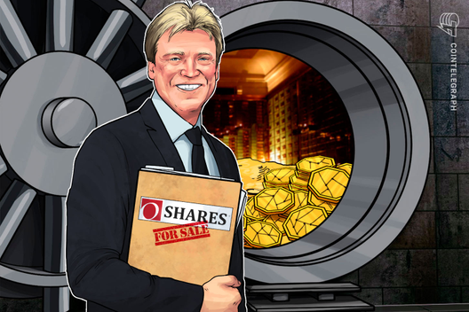 Former Overstock CEO Sells His Entire 13% Stake in the Firm for $90M