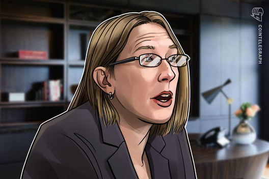 SEC's Cryptomom Peirce Believes US Capital Markets Can 'Transform People's Lives'