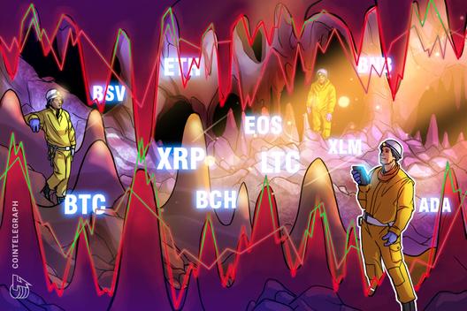Price Analysis 23/09: BTC, ETH, XRP, BCH, LTC, EOS, BNB, BSV, XLM, ADA