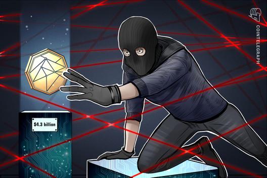 Cibercriminosos movimentaram US$ 4,3 bilhões em crimes relacionados a criptomoedas em 2019 2