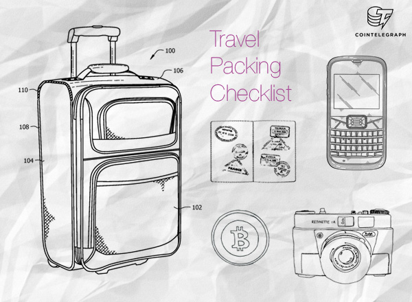 Travelling Light with Digital Coins