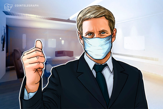 Ripple Co-Founder Chris Larsen Makes Full Recovery From COVID-19