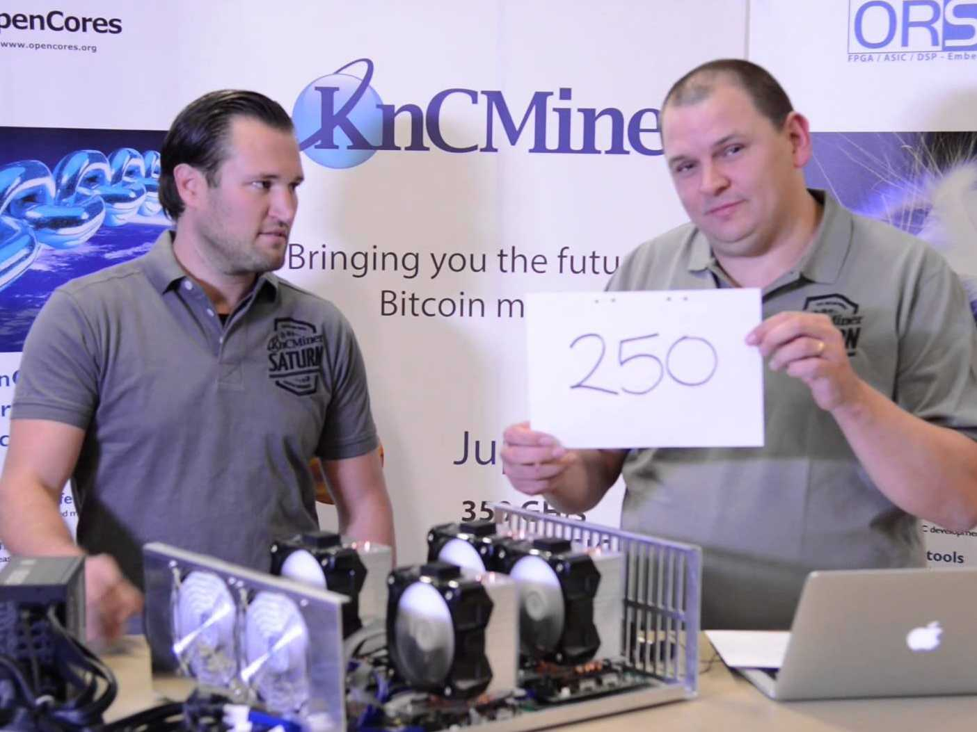 Sweden's KnCMiner earns $3 million-plus in just four days