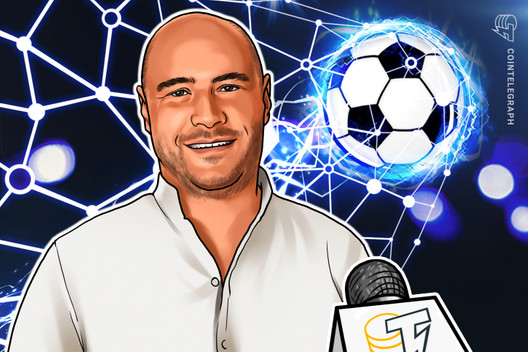 Chiliz CEO Alex Dreyfus Explains the Relationship Between Sports and Crypto