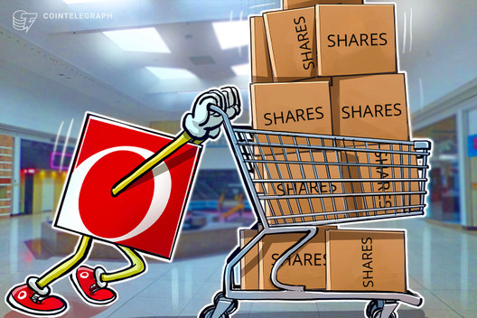 Overstock's Blockchain Arm tZERO Gets $5 Million in Equity Raise