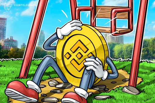 Binance Coin Price Sinks to 6-Month Low a Day After US Version Launch