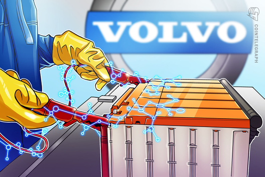 Volvo Adopts Oracle's Blockchain for Its Supply Chain — Here's Why