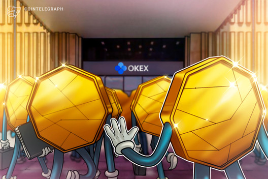 OKEx Continues Their Ongoing OKB Token Buyback