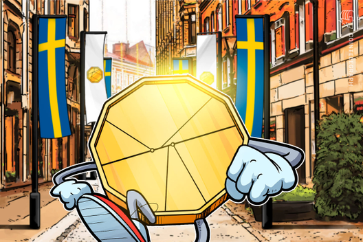 Sweden's Central Bank to Partner with Accenture to Launch E-Krona
