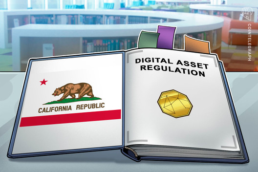 California Moves Forward With Digital Asset Bill