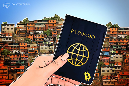 Some Venezuelans May Be Able to Pay for New Passports Using Bitcoin