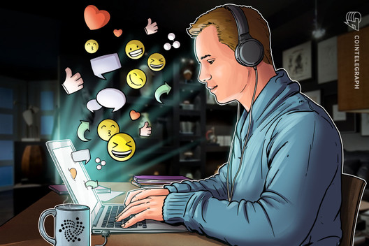 IOTA Powers New Decentralized Social Media Project