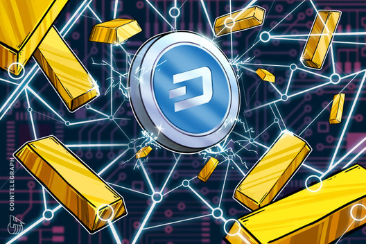 Dash Investment Foundation Buying Gold as Part of Rebalancing Strategy