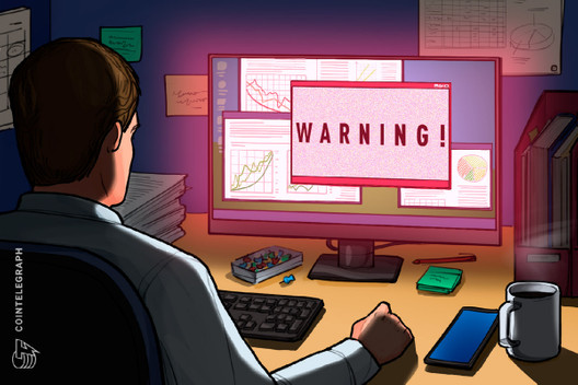 Gibraltar Financial Watchdog Issues Warnings for Four Crypto Sites