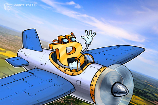 Whales can now use Bitcoin to purchase private jets