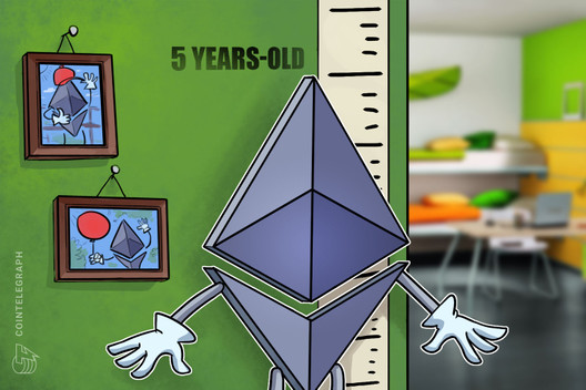 5 Years In, Ethereum Network Growth Echoes Nvidia's Pre-2016 Bull Run