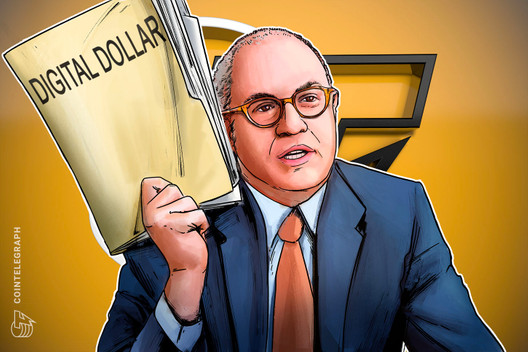 Cointelegraph Exclusive: Former CFTC Chair Looks to Digital Dollar Beyond COVID-19 Stimulus