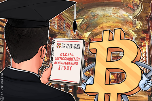 Key Findings From Cambridge Cryptocurrency Study