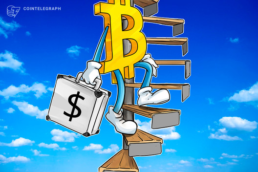 Bitcoin Price Gains 7% in 24 Hours as Wall Street Bets on $2T Bailout