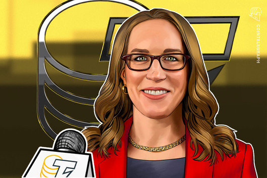 Starting Second Term Today, SEC Commissioner Peirce Tells Cointelegraph Her Crypto Priorities