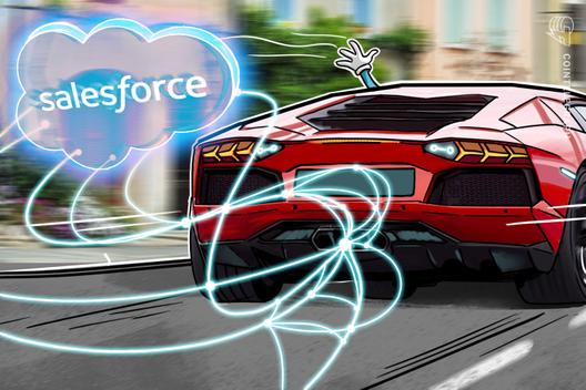 Lamborghini Now Uses Salesforce Blockchain to Certify Heritage Cars