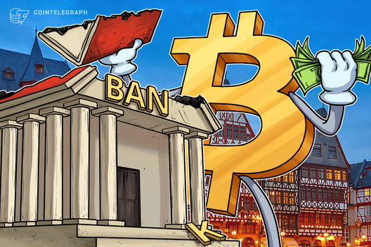 As Deutsche Bank Axes 18K Jobs, Bitcoin Offers a 'Plan ฿': VanEck Exec