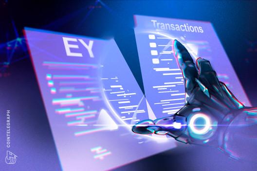 EY bringt neues Analysetool für Bitcoin-Transaktionen und On-Chain-Daten auf den Markt