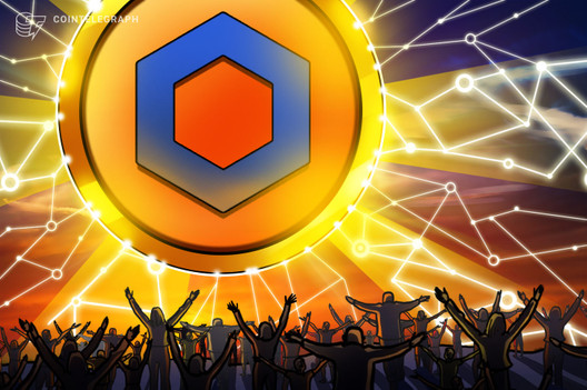 2020's Standout Cryptocurrency Chainlink Reaches Another New Milestone