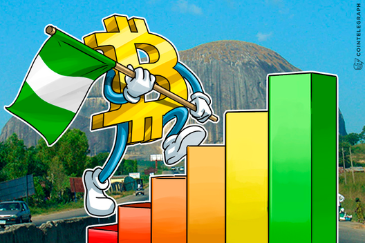 Metric Shows Bitcoin Trading Volumes, Users, App Downloads Grow In Nigeria