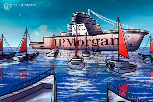 Keeping Enemies Close: JPMorgan Servicing Crypto Firms Opens a New Frontier