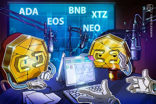Top 5 Crypto Performers Overview: Tezos, Cardano, EOS, Binance Coin, Neo