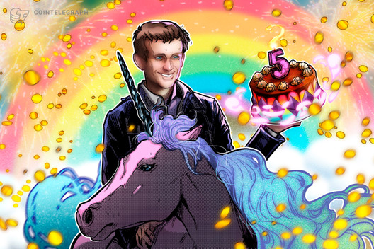 Five Years of Ethereum: From a Teenage Dream to a $38B Blockchain