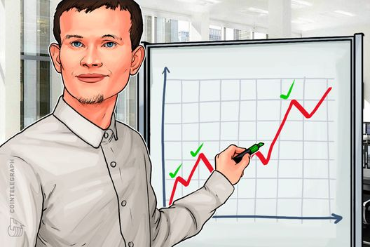 Vitalik Buterin: High Ethereum Price Good for Security, Ecosystem Development