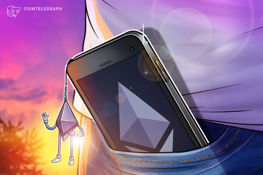 Why Ethereum Should Go Mobile