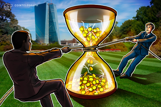 Europe Central Bank Proposes 'Unattractive' Rates for Digital Currency